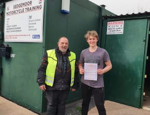 Charlie Gets His Licence