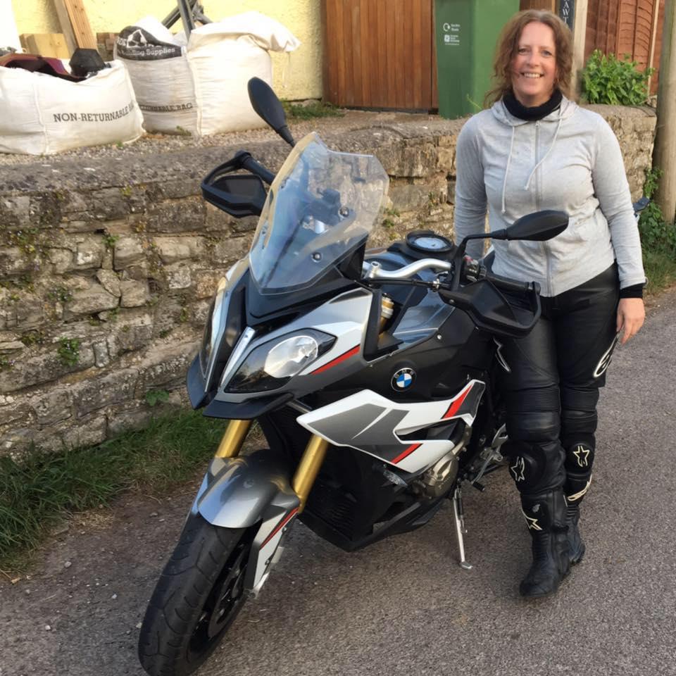 Chris Dunn Motorbike Instructor at Sedgemoor Motorcycle Training