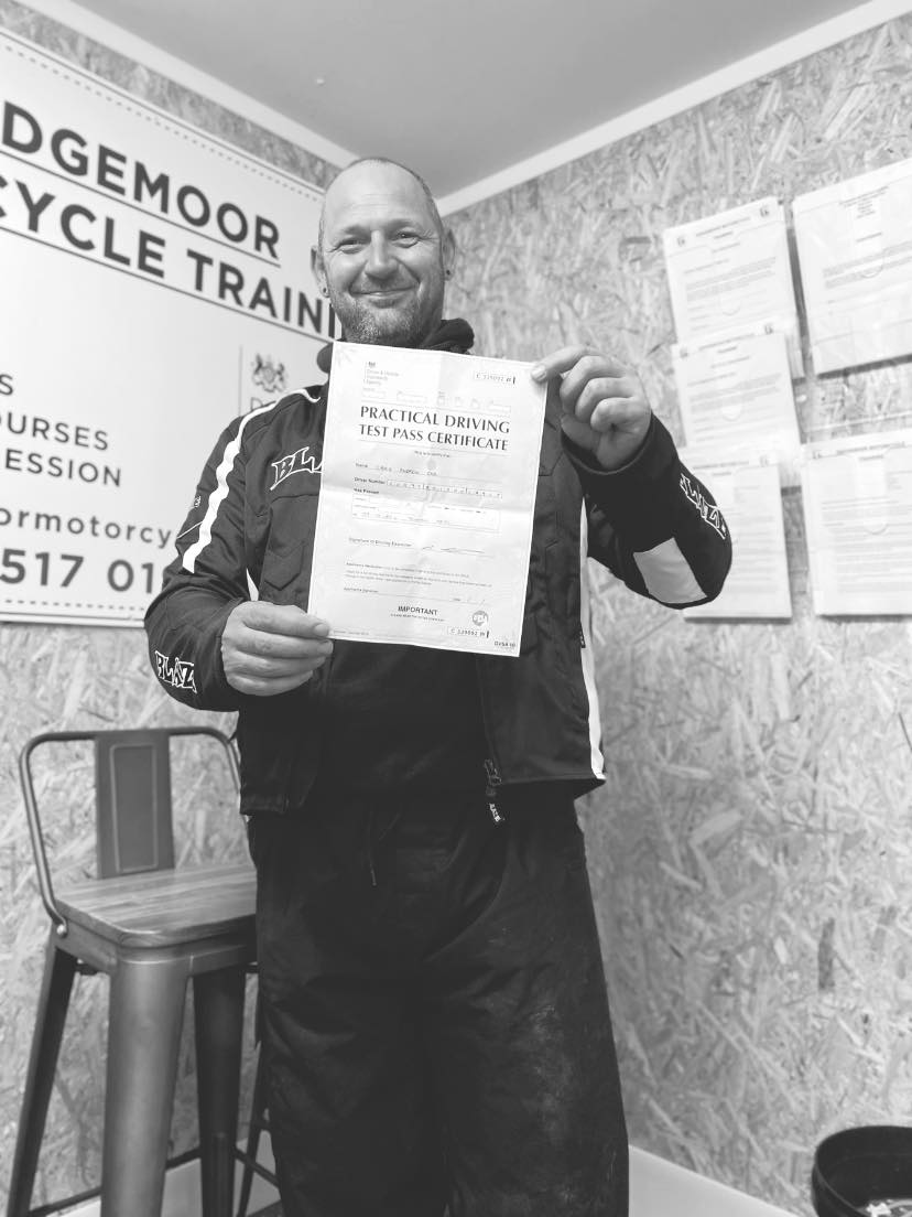 Craig From Bridgwater Passes Module 2 Test