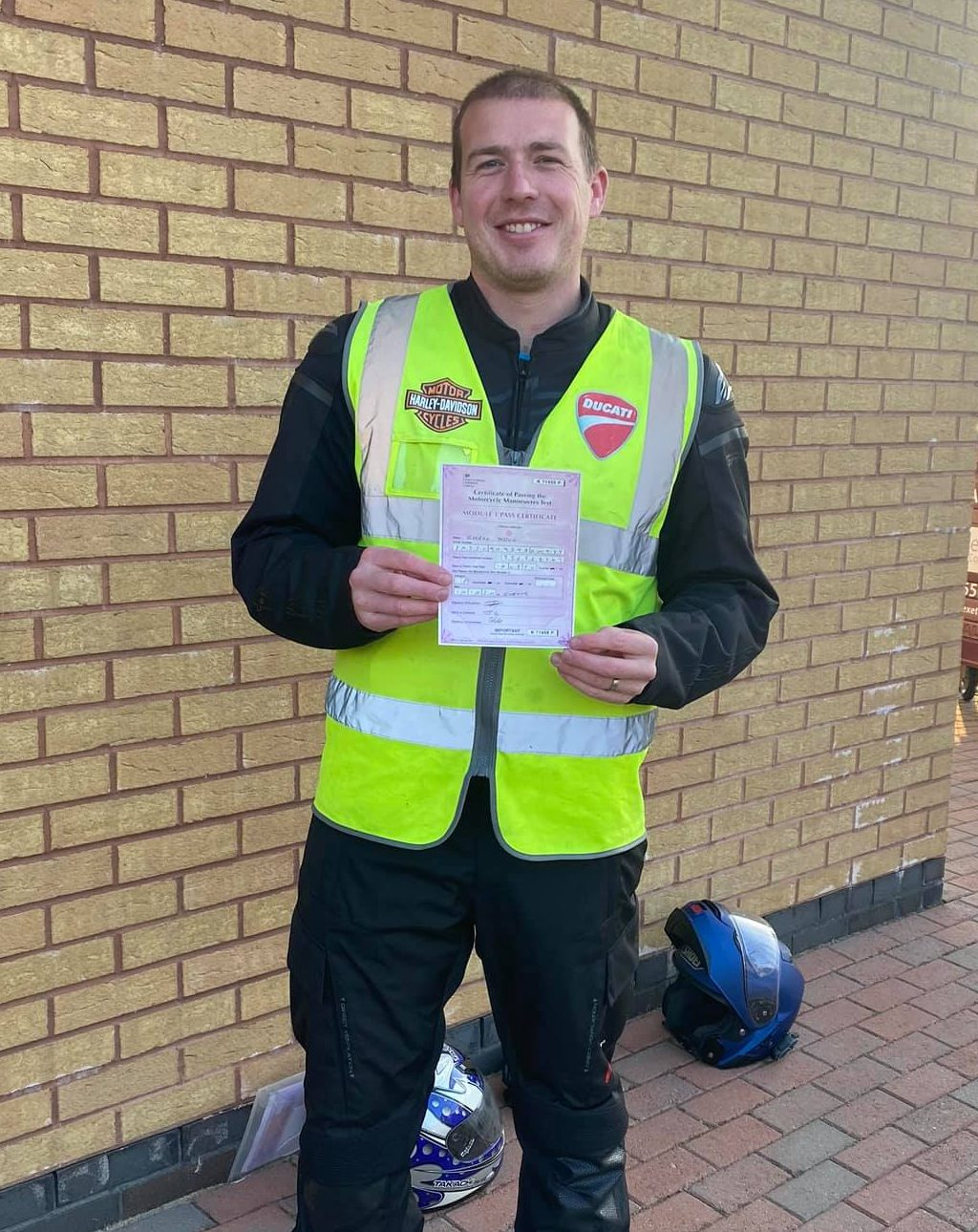george from bridgwater passes module 1