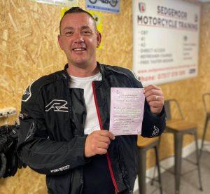 Jason From Bridgwater Passes Module 1