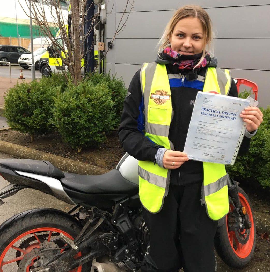 Linda From Bridgwater Passes Module 2