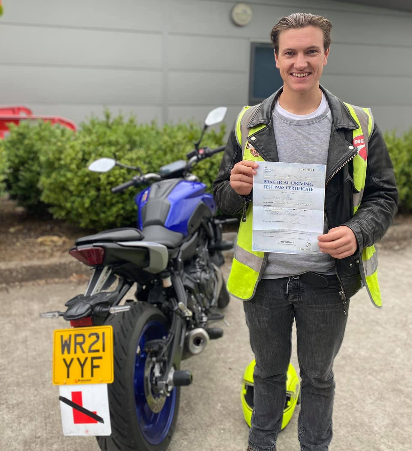 Max Passes A2 Module 2 First Time