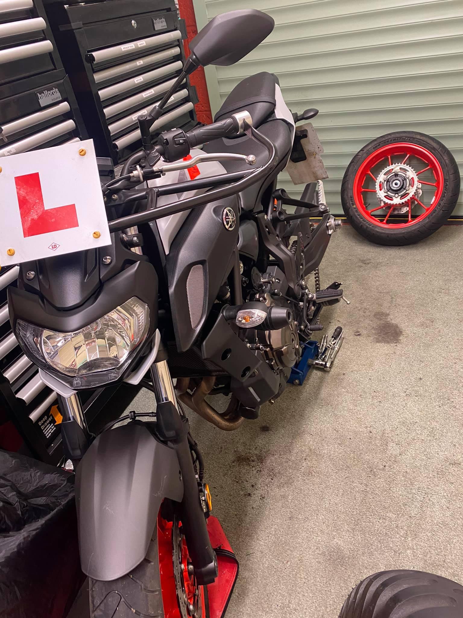 motorbike maintenance bridgwater